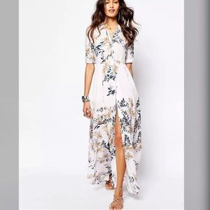 Free People After the Storm Maxi Dress